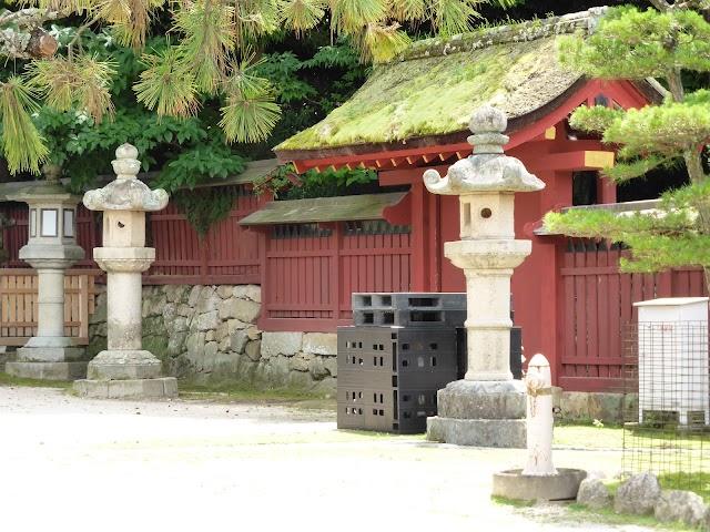 Itsukushima Shrine Maroudo Shrine