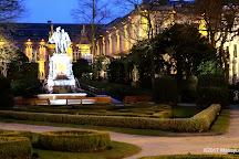 Jardin du Petit Sablon, Brussels, Belgium