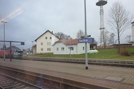 Станция  Buchloe