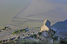 Chapelle Saint-Aubert, Mont-Saint-Michel, France