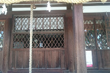 Hachinomiya Shrine, Kobe, Japan