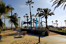 South Beach Park, Santa Monica, United States