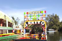 Floating Gardens of Xochimilco, Mexico City, Mexico