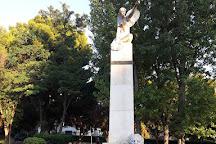 Pedion Tou Areos Park, Athens, Greece