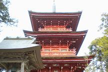 Kaibara Hachiman Shrine, Tamba, Japan