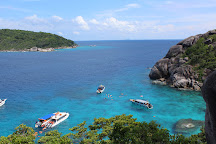 Ko Tachai Island, Similan Islands, Thailand