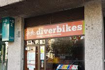 Diverbikes, Madrid, Spain