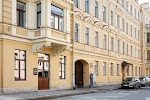 Station Hotel S13, Казначейская улица на фото Санкт-Петербурга