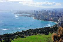Diamond Head Crater, Honolulu, United States
