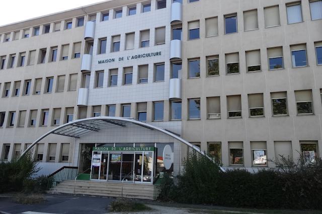 Chambre d'agriculture Pays de la Loire - Territoire Vendée Centre : antenne de La Roche/Yon