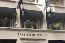 Saks Fifth Avenue, San Francisco, United States