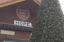 Hope Visitor Center, Hope, United States