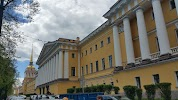 Памятник Николаю I, набережная реки Мойки на фото Санкт-Петербурга