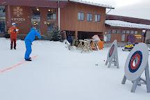Hovden Alpinsenter, Hovden, Norway