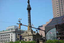 Soldiers' and Sailors' Monument, Cleveland, United States