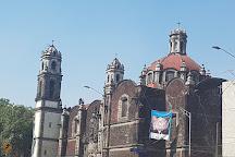 Iglesia de la Santa Veracruz, Mexico City, Mexico