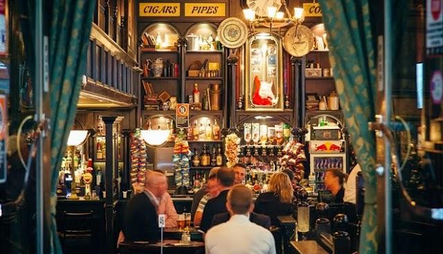 P.J.O'Brien's Irish Pub Sydney