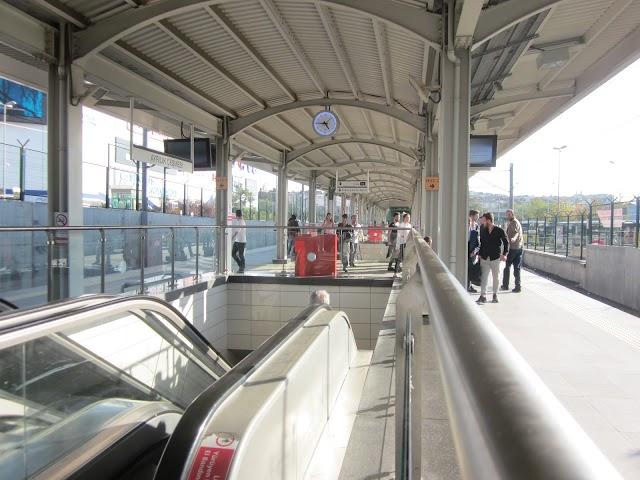 Marmaray-Ayrılıkçeşme/Metro Aktarma