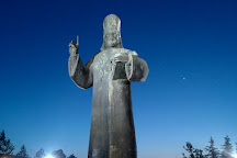 St. Petar of Cetinje Monument, Podgorica, Montenegro