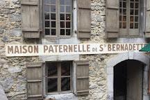 Moulin Lacade - Maison Paternelle de Sainte Bernadette, Lourdes, France
