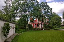Petrovskiy Park, Moscow, Russia