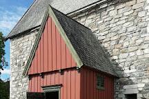 Tingvoll Church, Tingvoll Municipality, Norway