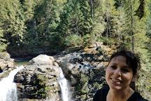 Nooksack Falls, Bellingham, United States