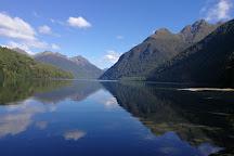 Lake Gunn, Fiordland National Park, New Zealand