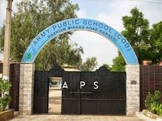 Army Public School karachi