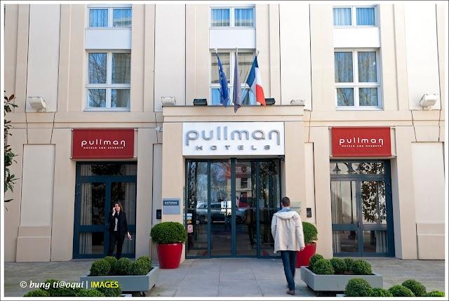 Hotel Pullman Château de Versailles