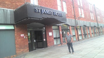 The St James Hotel Map Grimsby England Mapcarta