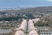 Fuji Reien Cemetry, Oyama-cho, Japan