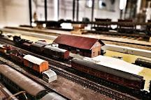 Eisenbahn und Sammler Museum Courlevon, Murten, Switzerland