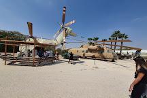 Hatzerim Israel Airforce Museum, Beersheba, Israel