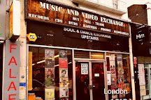 Music & Video Exchange, London, United Kingdom