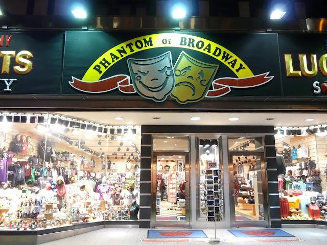 I Love NY by Phantom of Broadway