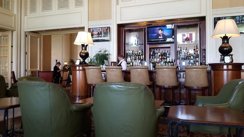 Lobby Bar at The Sanctuary Hotel