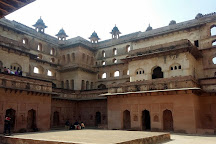 Chaturbhuj Temple, Orchha, India