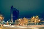 Уфимский авиационный техникум, улица Ленина на фото Уфы
