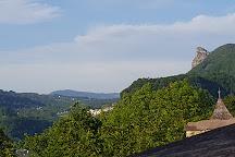Kapuzinerberg, Salzburg, Austria