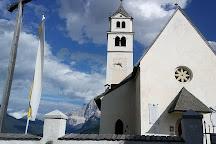 Chiesa di Santa Lucia, Colle Santa Lucia, Italy