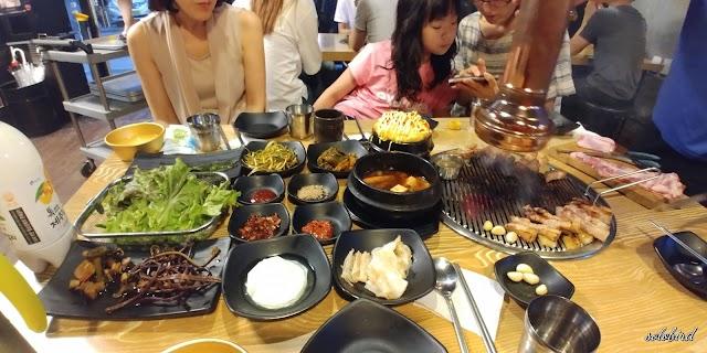 Jeju Island Grill