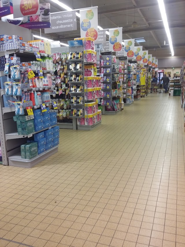 Carrefour Market Tinchebray