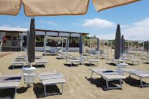 Le Dune Beach, Calambrone, Italy