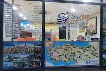 VIP Messt Travel Agency, Istanbul, Turkey