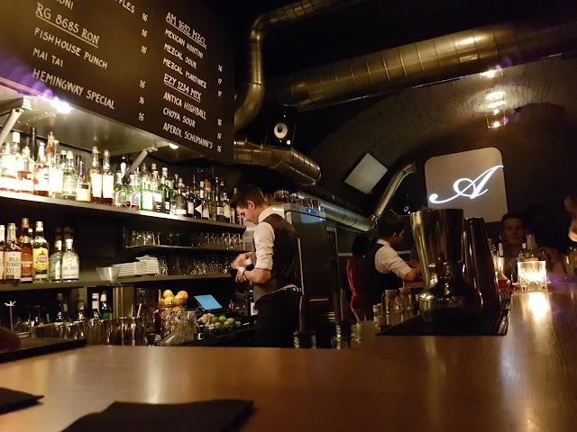 Abflug Bar