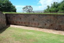 Fort Diamant, Cayenne, French Guiana