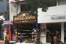 Rogers Boots, Cozumel, Mexico