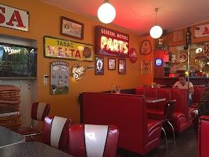 Chevy Diner Marburg