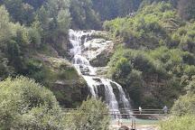 Cascata della Piumogna, Faido, Switzerland